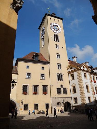 Regensburg - toren