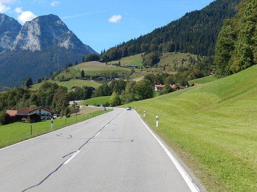 Onderweg naar Maishofen - 1