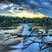 Buckhorn Dam HDR by cwhitted