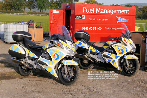 Rapid response bikes | by Dunfermline Dave
