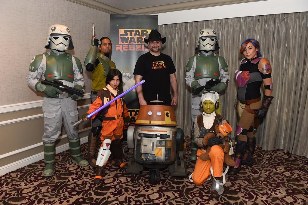 137151_6552   STAR WARS REBELS - Star Wars Rebels Press