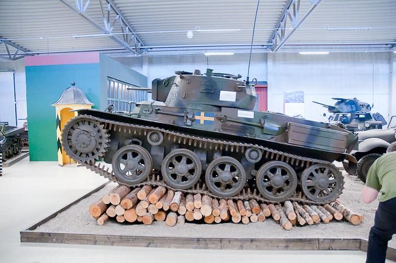 Stridsvagn m-38 7