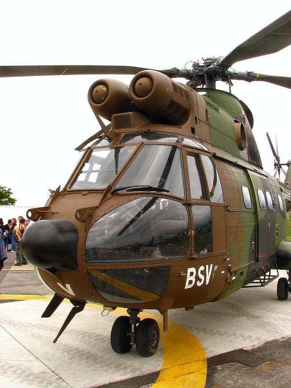 Aerospatiale SA330B Puma 2