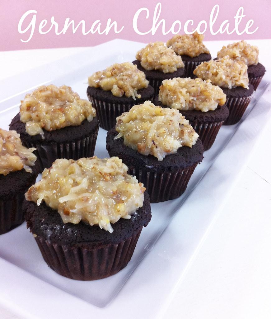 Custom Cupcakes And Cookies
