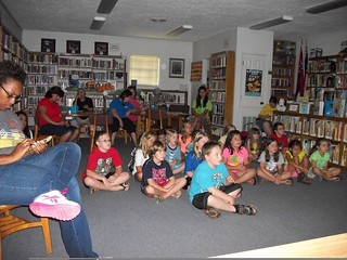 Summer FUN @ Harrisville Library