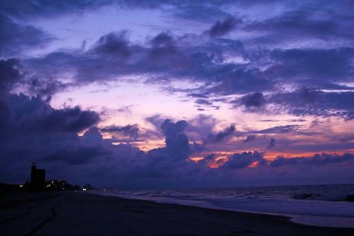 ocean storm beach clouds sunrise canon myrtlebeach south southcarolina carolina tamron atlanticocean