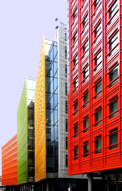 Renzo Piano RPBW & Fletcher Priest Architects - Central St. Giles Court