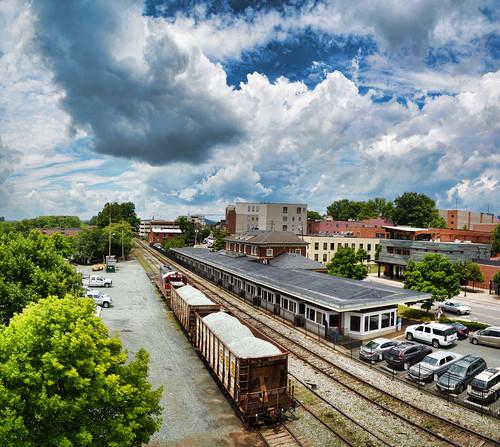 train virginia tracks charlottesville buckinghambranch bobmical