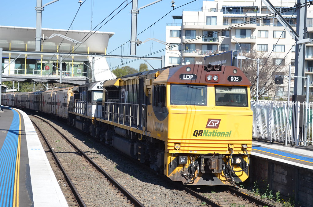 3MB7 with LDP005 LDP002 notch up to tackle denistone bank by NR1984