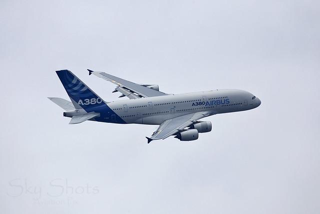 F-WWOW, Airbus A380-841