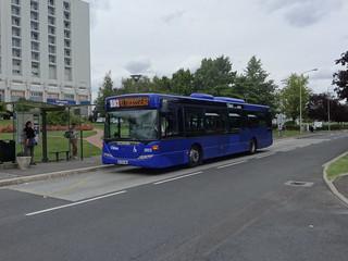 Scania Omnicity n°2022  -  Tours FIL BLEU - Ligne 13   by A - Bobo