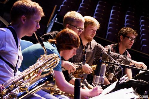 Jazz One Saxophones