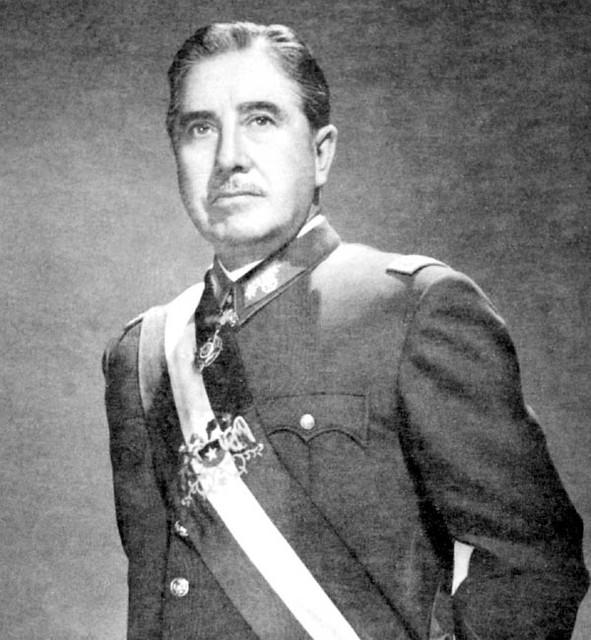 Augusto Pinochet (1915 - 2006) | Augusto José Ramón Pinochet… | Flickr