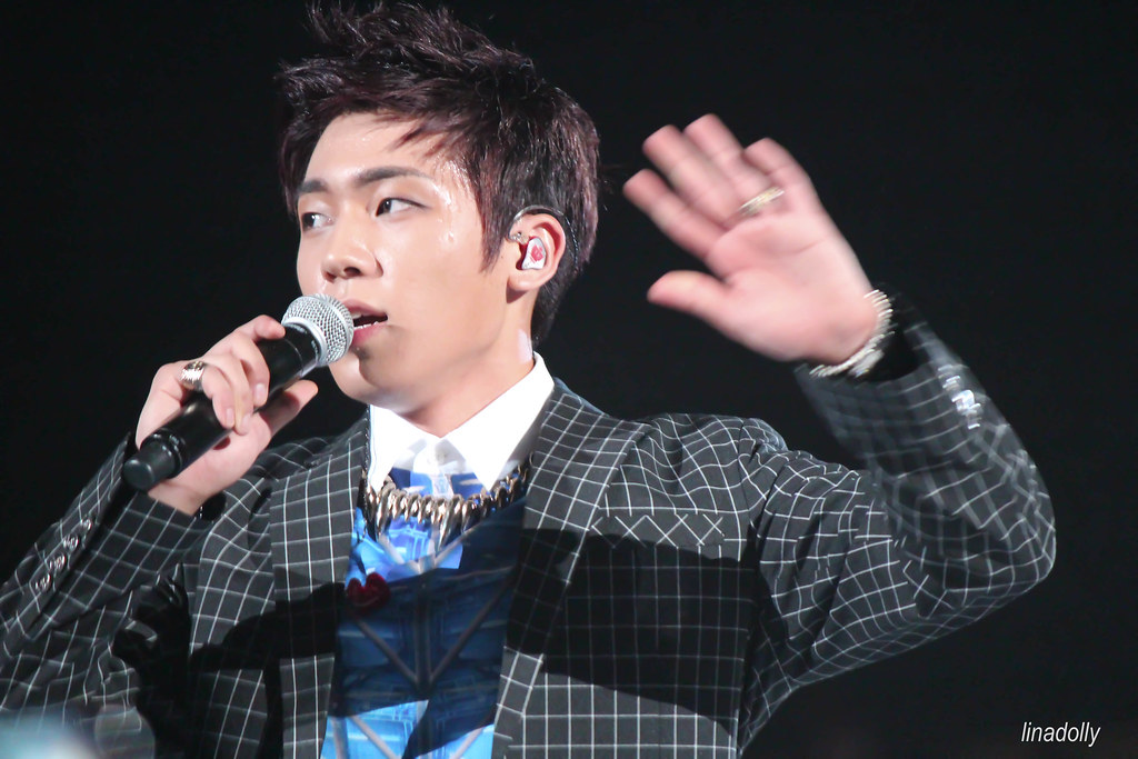 KCON 2014] Teen Top -- Chanjo | Twitter: linadollyy IG: igo