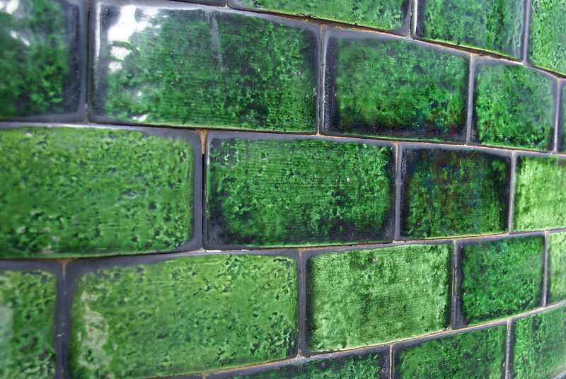 Green Tiles Old Kings Head Scrutton Street London EC2