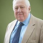 Roy Hattersley at the Edinburgh International Book Festival |