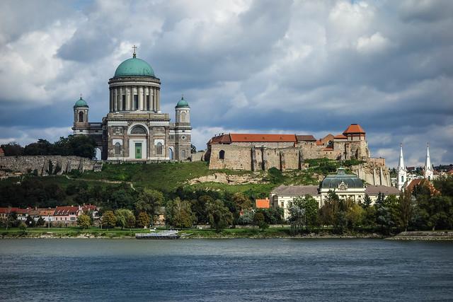 Basilica at Esztergom