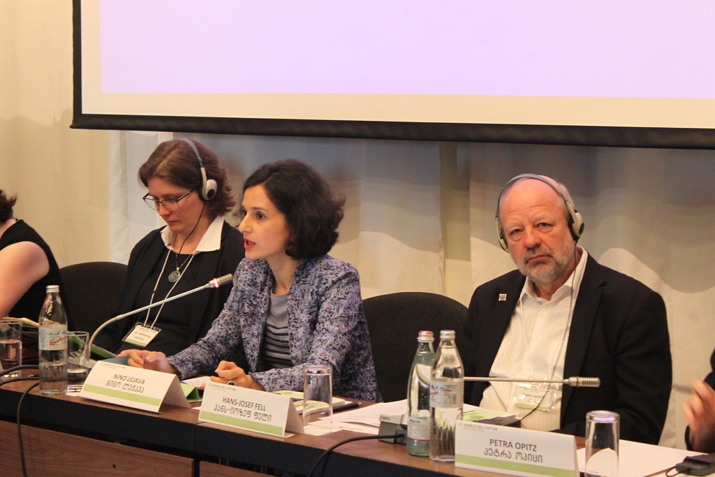 """Opening of the Conference """"Sustainable Energy Pathways in the South Caucasus"""""""
