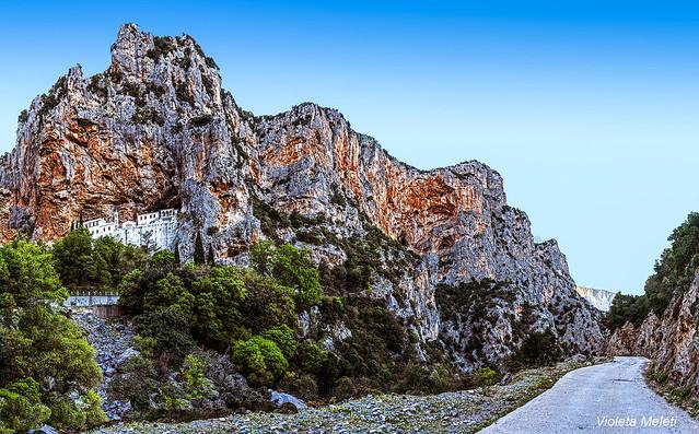 Monastery on the Rock..