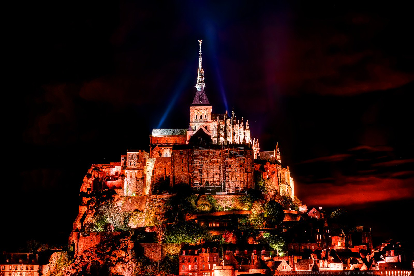 Mont St Michel My Way