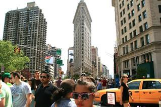 Flatiron NYC | by Raúl Urbina