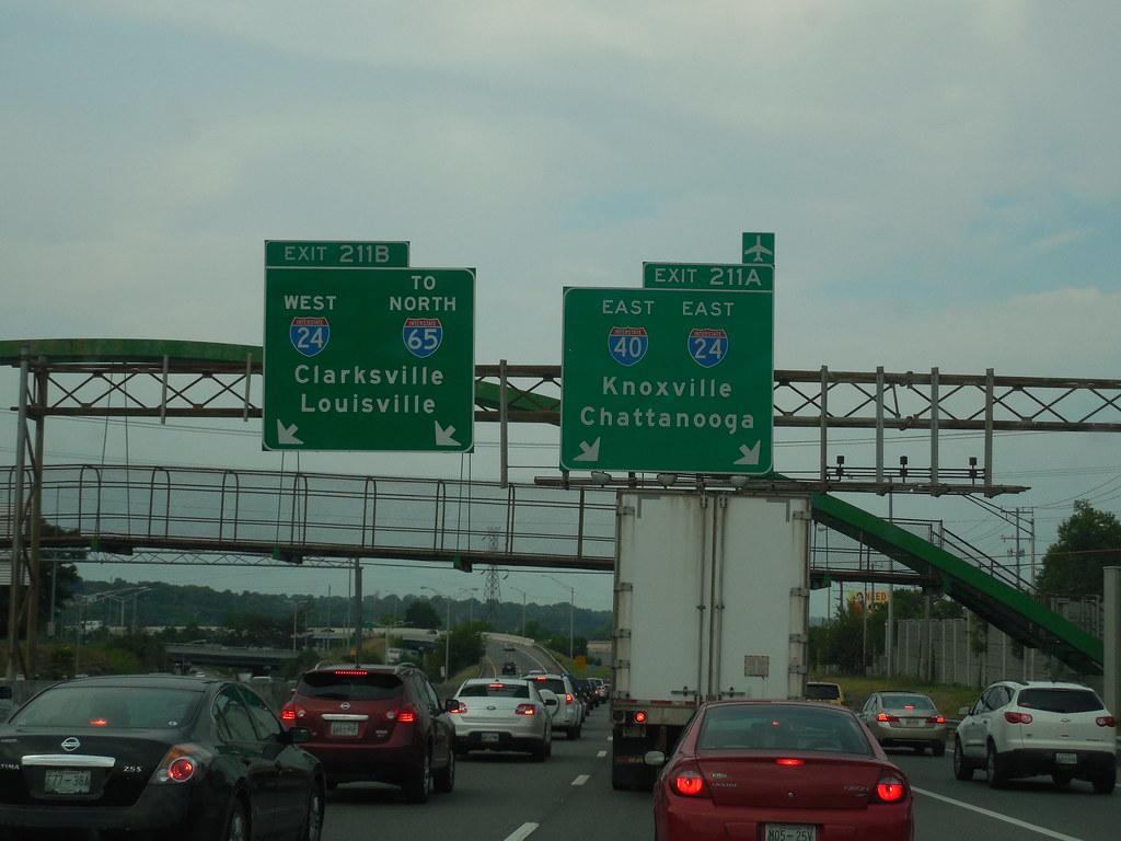 I 24-40-65 Signs | Nashville TN | Jimmy Emerson, DVM | Flickr