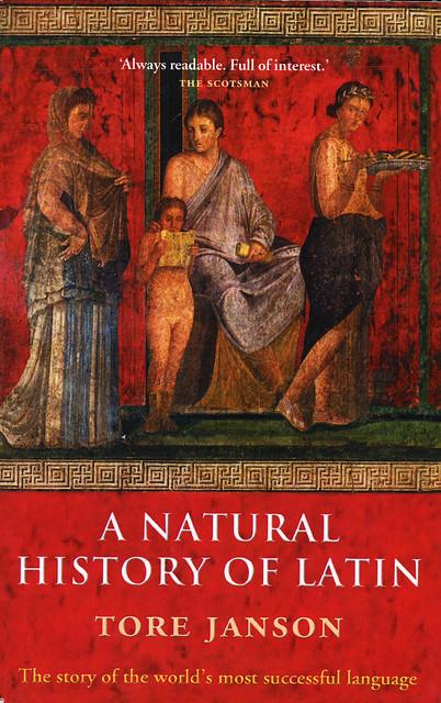 Oxford University Press - Tore Janson - A Natural History of Latin