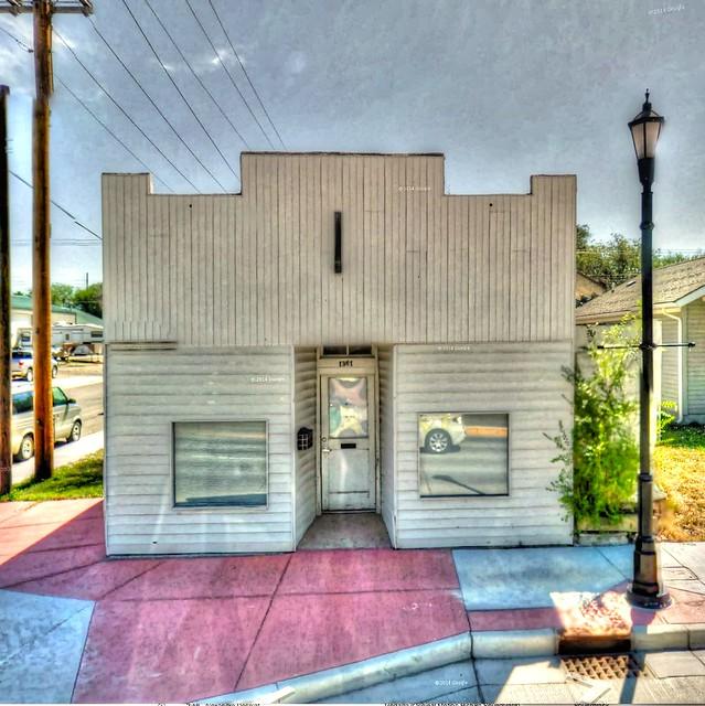 Google Street View - Pan-American Trek - GSV selfie in Sheridan, Wyoming