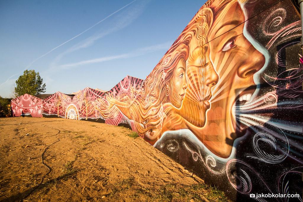 Boom Festival 2014 - Visionary Art Museum | Jakob Kolar | Flickr