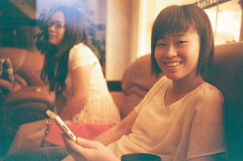 china friends portrait lomo lca redscale