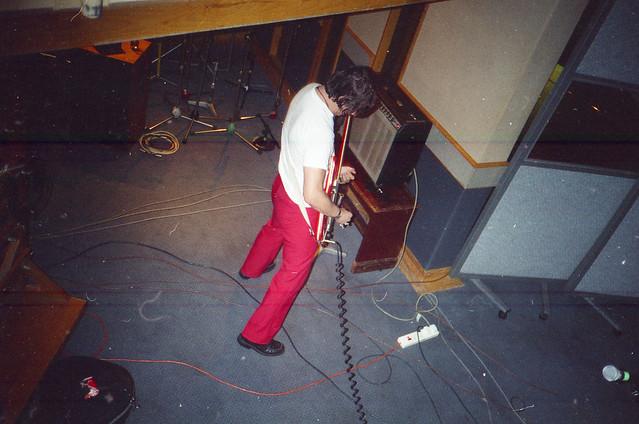 White Stripes 2001 Peel Session