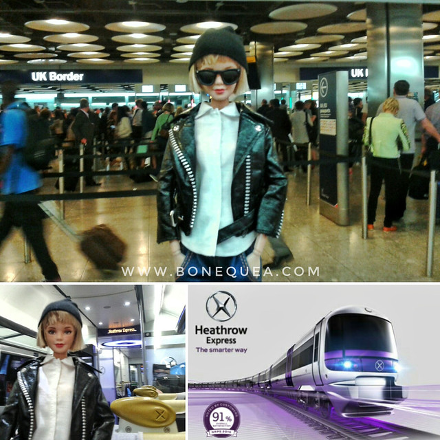 Heathrow airport & Heathrow Express
