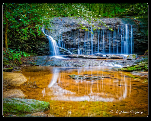 nature water outdoors us waterfall unitedstates scenic southcarolina clevland augphotoimagery