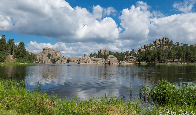 Sylvan Lake South Dakota
