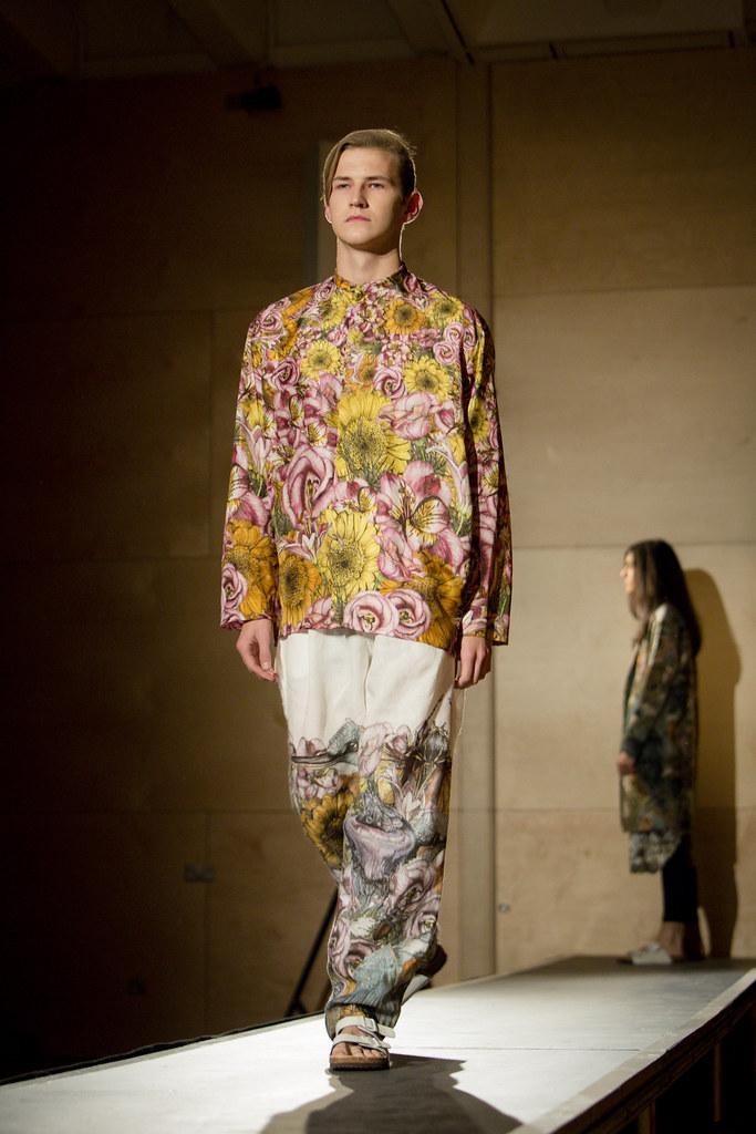 Kellydawn Riot Mdes Fashion Textiles Promenade 2014 C Mc Flickr