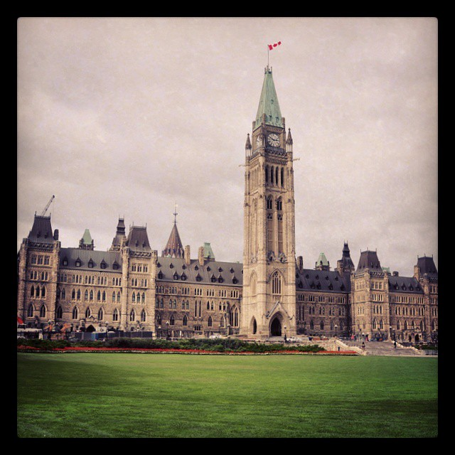 A compulsory @Instagram from #Ottawa