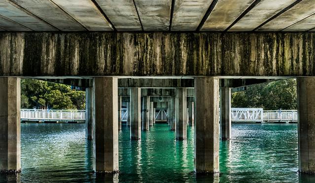 Underneath - the Bridge