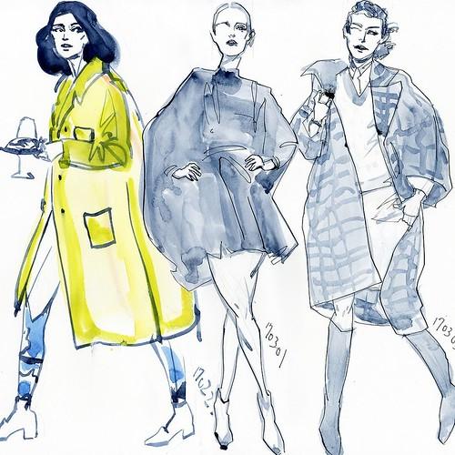 Today's drawing no.170301-01- #illustration #illustrator #drawing #fashion #fashionillustrationsketch #fashionista #fashionillustrations #fashionillustrator #Japan #tokyoillustrator #beauty #beautyillustration #fashionsketch #sketch #art #portraitdrawin | by loopool