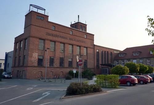 Zuckerfabrik Kino Halberstadt