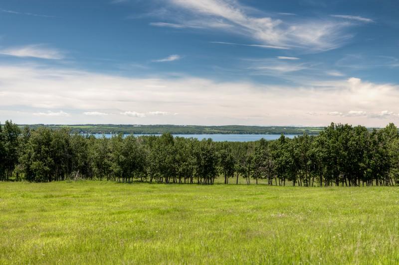 The Slopes and Sylvan Lake