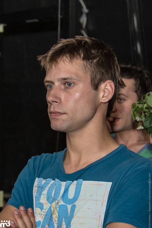 Gumshoes - backstage (0022)