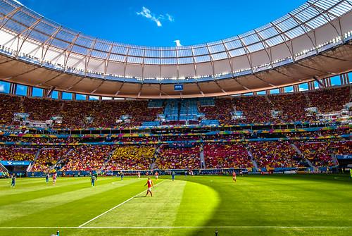 Estádio Nacional Mané Garrincha | by acmoraes