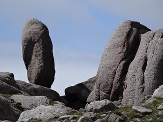 Standing Boulder | by Hantswalker