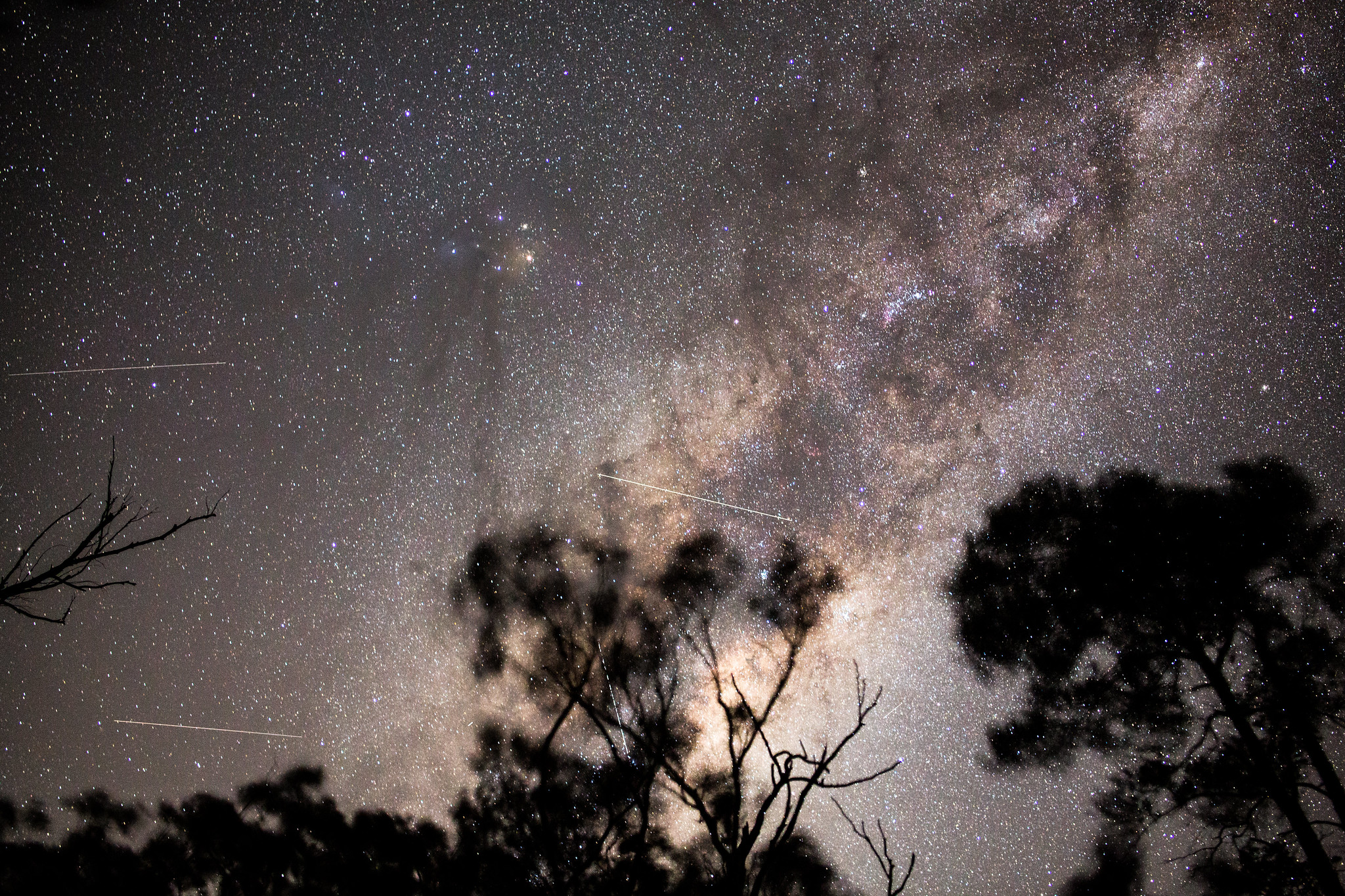 Milky Way from McMahon's Lookout