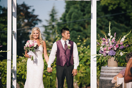 Andrea & Alex | Hillsboro Wedding