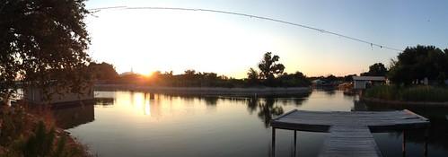 sunset texas granbury