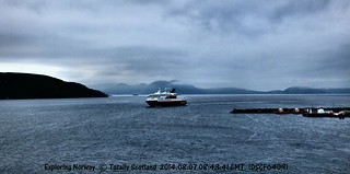Nordnorge arrives in Hammerfest 2/5 | by albatrail