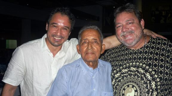 Celso Lima, Machadinho e Laudelino Silva