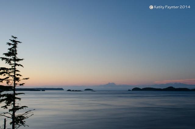 Telegraph Cove Sunset