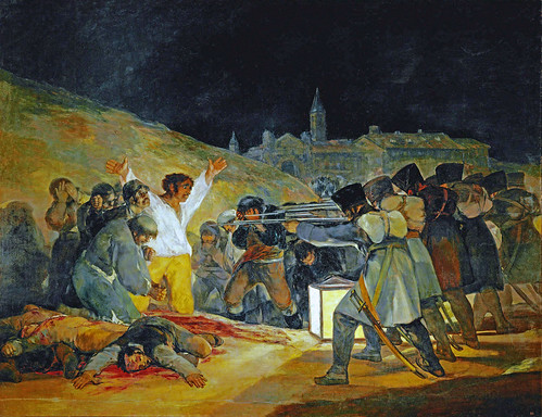 Goya - The executions of the third May 1808